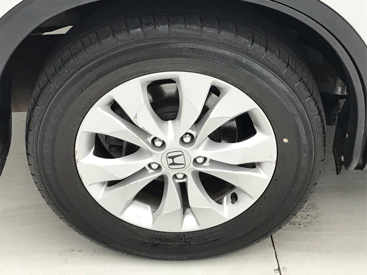 CR-V LX 2.0 16V 2WD/2.0 Flexone Aut.