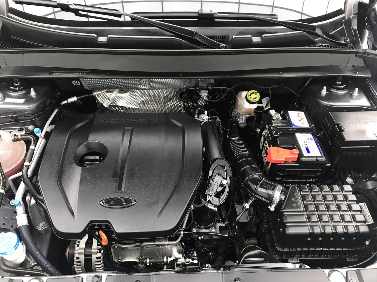 Tiggo 7 TXS 1.5 16V Turbo Flex Aut.